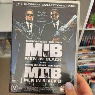 Men In Black Movie Set