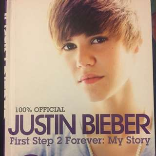 Justin bieber- first step 2 forever (NO NEGO)