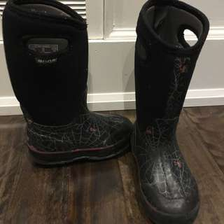 Boys Bogs Winter Boots