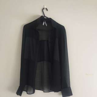$15 Black Work shirt