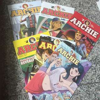 All New Archie #01-06