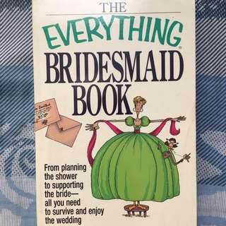Bridesmaid Book