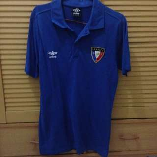Polo Shirt France By Umbro