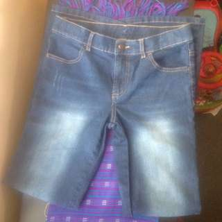 Girls jeans Mid indigo ...full Lenth Jeans