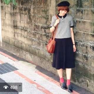 日本品牌KBF米色貝蕾帽(特價)