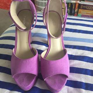 Purple Betts Shoes