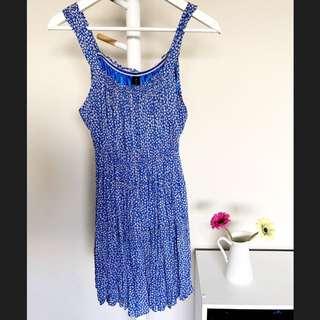 [SELENE] Blue Dress