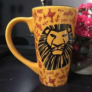 Lion King Giant Mug