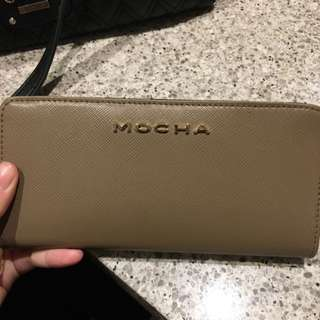 MOCHA Brown Wallet