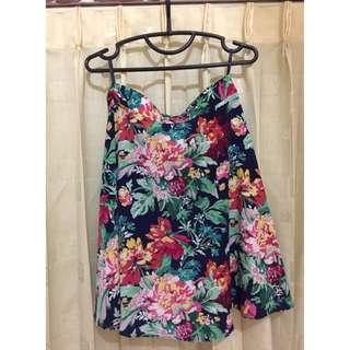BKK Flower Skirt