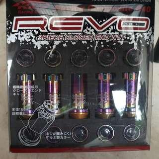 Revo Wheel Lock Nuts !