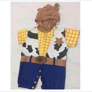 Baby Woody Costume