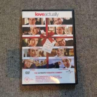 DVD: Love Actually
