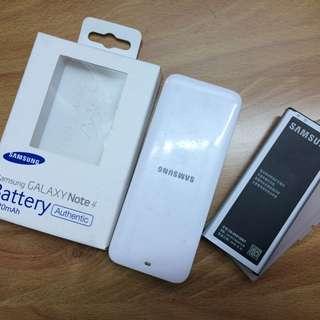 Samsung Galaxy Note 4 原廠電池組