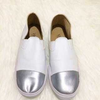 White Shoes Brand Lokal Size 36