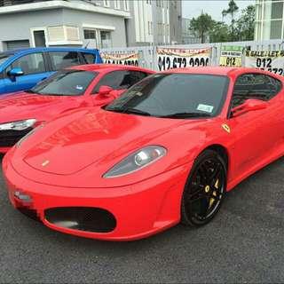 2008 Ferrari F430 4.3 Kreisseig Exhaust