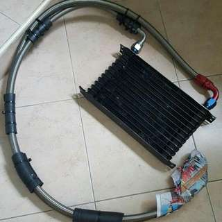 Greddy Oil Cooler