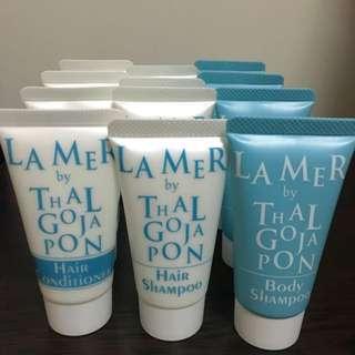 La Mer 身體頭髮護理旅行裝
