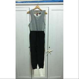 2% 無袖連身褲 尺寸S