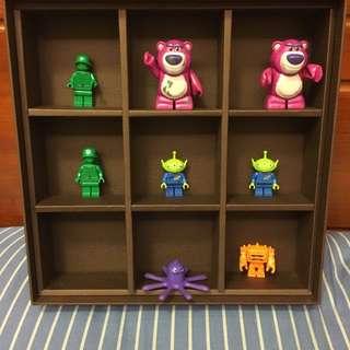全新正版LEGO迪士尼玩具總動員三眼怪熊抱哥