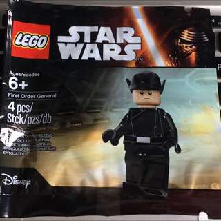 Lego First Order General Polybag