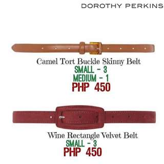 Dorothy Perkins Belt