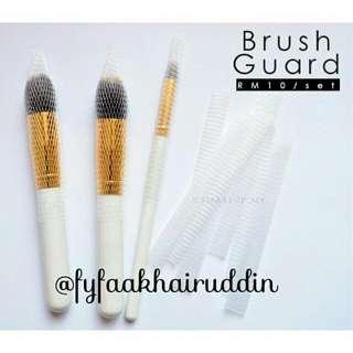makeup brush guard