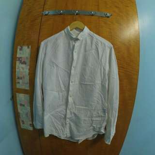 Button Down White Longsleeves