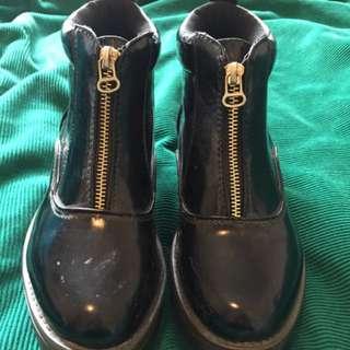 Asos Black Boot