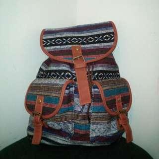 Aztec Rucksack Bag