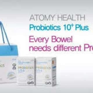 Atomy Probiotics 10+ Improved Bowel
