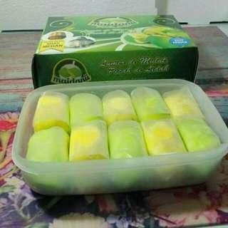Pancake Durian Medan Maidani