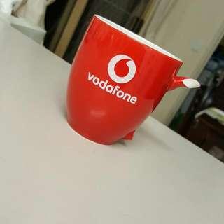 WTB Promotional Vodafone Mug