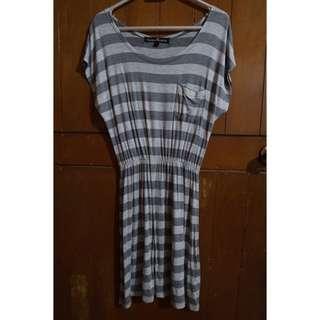 Kamiseta Striped Dress