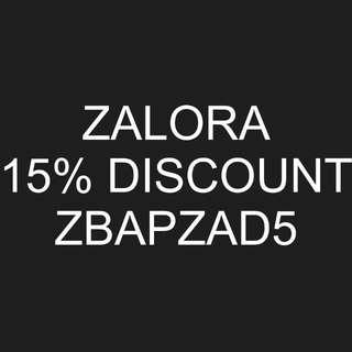 Zalora Discount