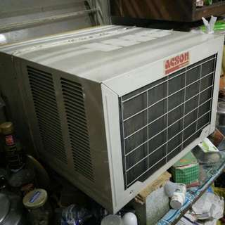 Acson Window Aircond Unit Air Cond 1.5hp