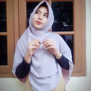 Jilbab Bolak Balik Rp.29.900