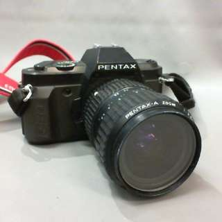 中古PENTAX P30N單眼底片機/附28~80mm/3.5~4.5鏡頭