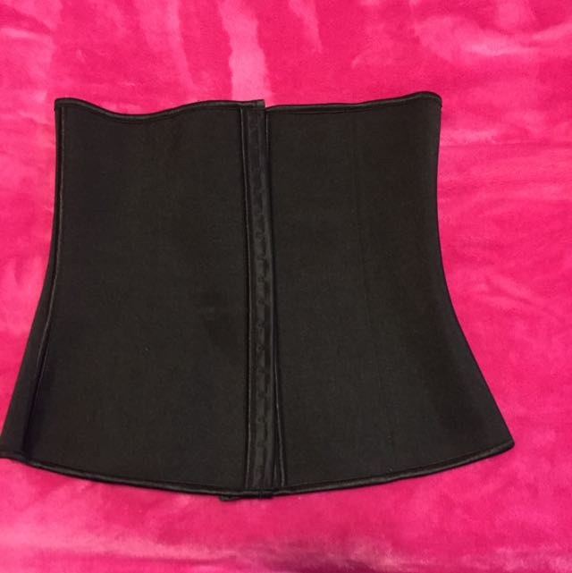 3 Row Hook Waist Trainer