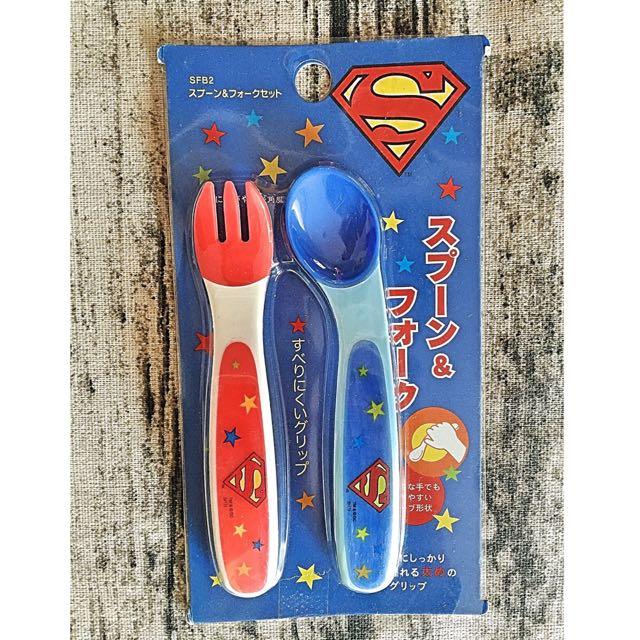 日本兒童超人餐具組🍴