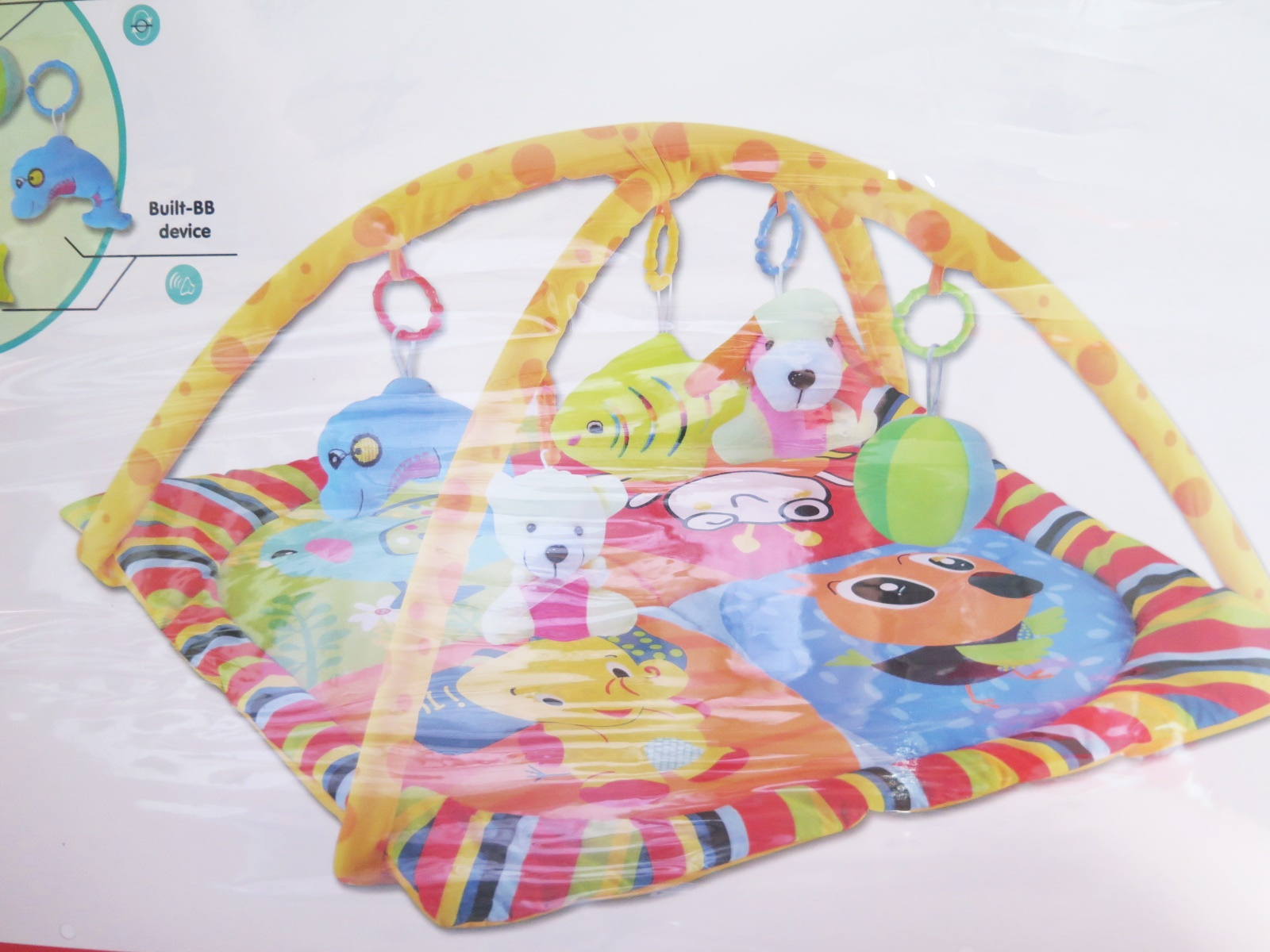 16a64a30cef0 Adventure Playmat for Children and baby