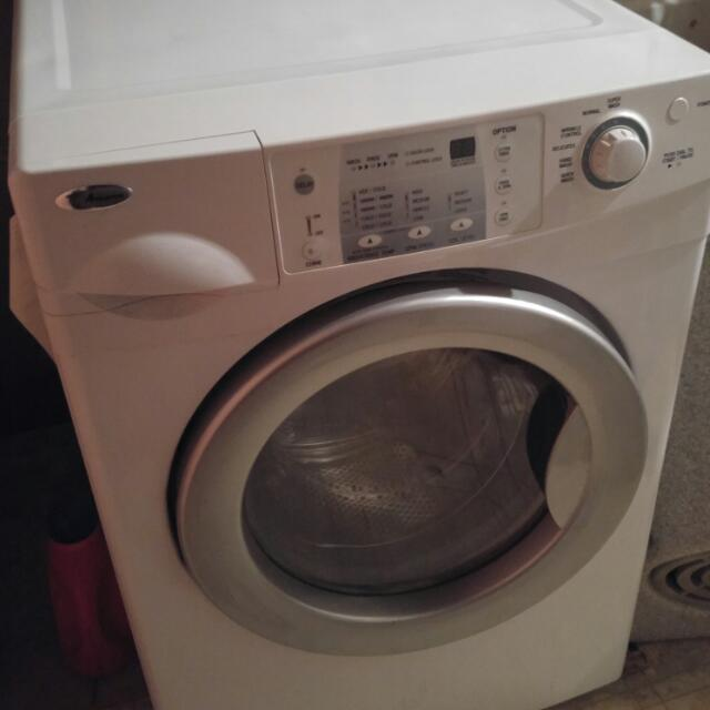Amana Front Load Washer And Dryer