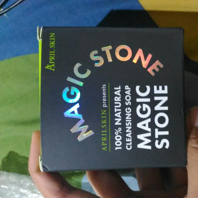April Skin Magic Stone (Original) Share 25gr, 12,5gr (1/4 dan 1/8)