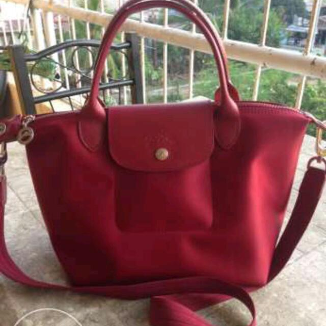 Authentic Longchamp Bag Ssh