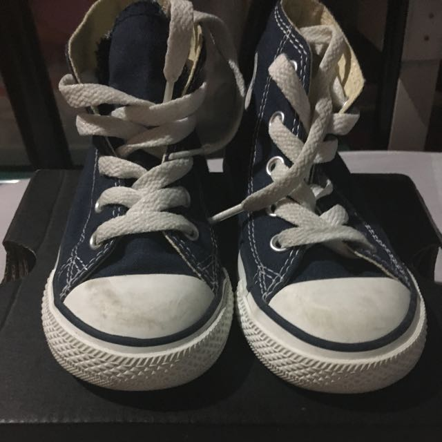 FREE SF- Authentic Toddler Converse Shoes