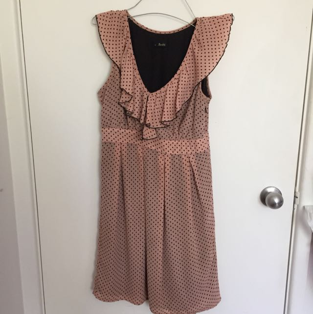 Bardot Polka For Dress