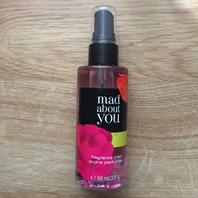 Bath & Body Works 'Mad About You' Fragrance Mist