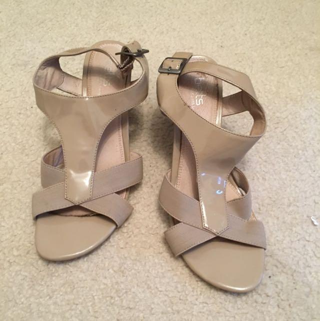Betts Wedge Heels