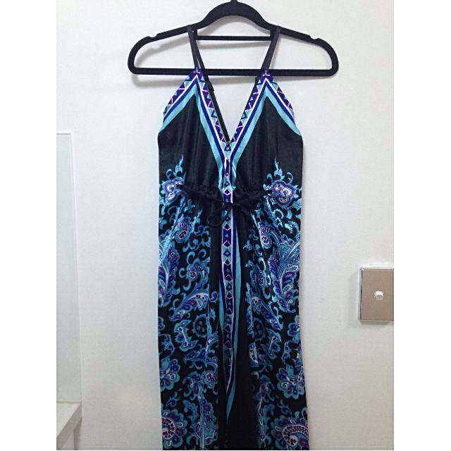 Bohemian Goddess Dress
