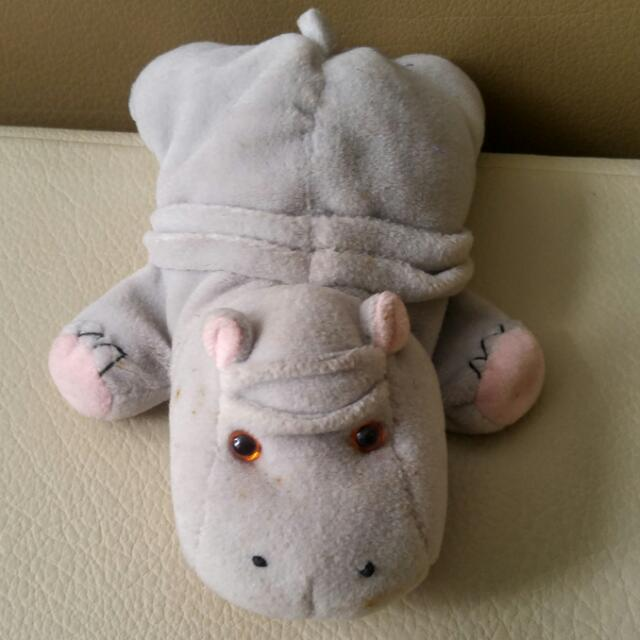 Boneka Rhino